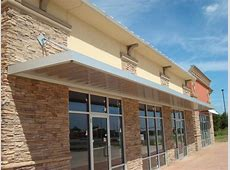 metal building awnings awnings dallas fort worth