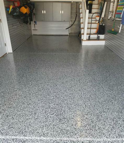 epoxy garage floors   madison art center design