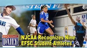 NJCAA Recognizes Nine EFSC Student-Athletes