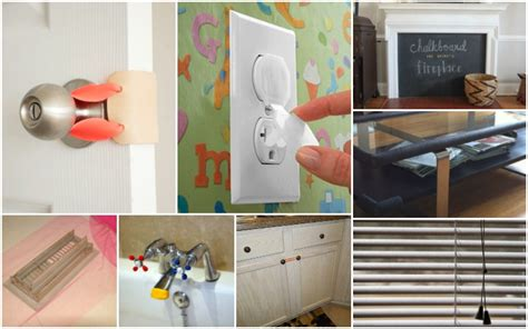 10 Smart Ways To Childproof Your Home