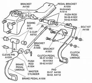 T 600 Kenworth Clutch Linkage Diagram