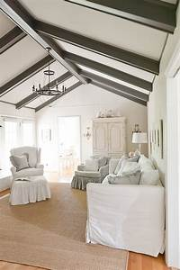 13 Ways To Add Ceiling Beams To Any Room Town Country