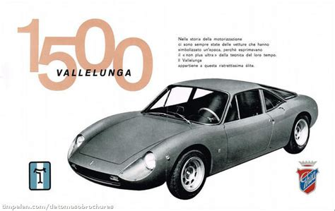 Scans of De Tomaso Vallelunga brochure (1965a) - timpelen.com
