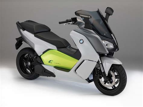 Bmw All Electric Scooter by 2014 Bmw C Evolution Electric Scooter Revealed