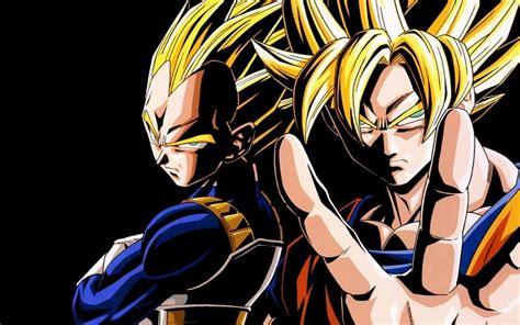 Z Goku At Anime Id 166182 Goku Vegeta Fond D 233 Cran And Arri 232 Re Plan 1680x1050