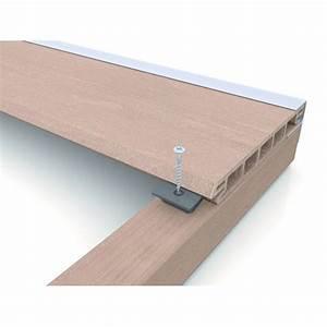 Lame De Terrasse Composite Longueur 4m : lames de terrasse en bois composite jusqu 39 5 m de longueur ideck by twinson dlh france ~ Melissatoandfro.com Idées de Décoration