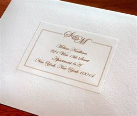 wedding guest address labels address labels to match your wedding invitations letterpress wedding invitation