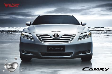 Toyota Camry Backgrounds by Toyota Desktop Wallpaper Wallpapersafari