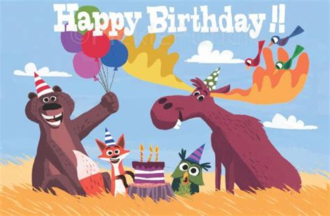 Owl Card Bear Birthday Card Moose Card Fox By Picklepunch Visiting Card Of Software Company Business Management Fuel Uk Template Open Office Cards With Titles Phone Number Format Ibis Nyu