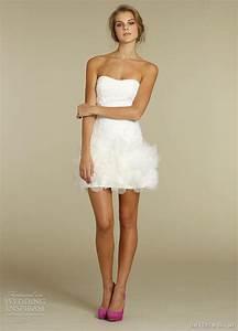jim hjelm blush spring 2012 wedding dresses wedding With short blush wedding dress