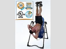 Teeter Hang Ups EP560 Inversion Table FitnessZone