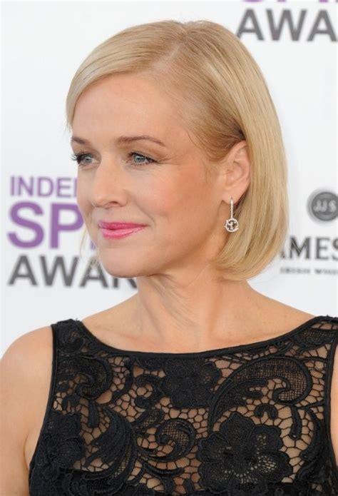 penelope ann miller short haircut classic sleek bob