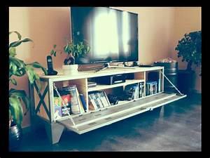 Meuble Fait Maison : meuble tv vestiaire industriel meubles mon mobilier ~ Voncanada.com Idées de Décoration