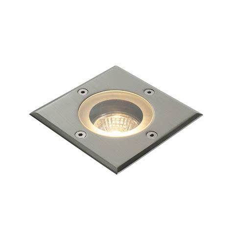 endon lighting pillar square marine grade ip65 50w outdoor