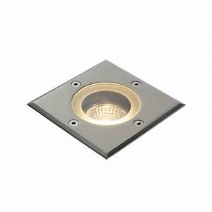 endon lighting pillar square marine grade ip65 50w outdoor With marine grade outdoor lighting uk