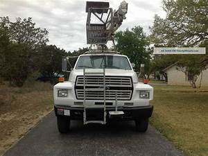 1991 Ford F600 Specs