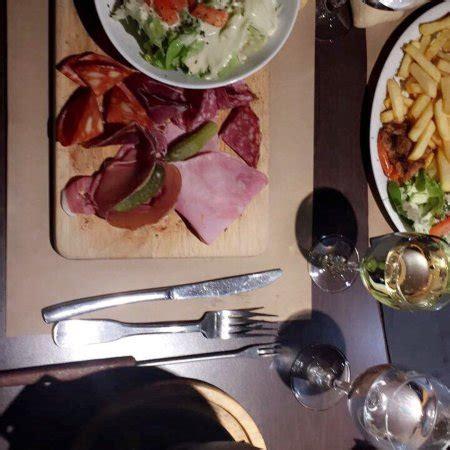 cuisine albertville restaurant le bistrot du dahut dans albertville avec