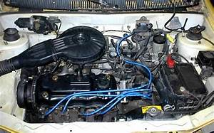 1997 Geo Metro Engine Assembly Description  1 3l  4