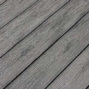 Terrasse Wpc Grau : wpc terrassendiele die solide grau nuanciert massiv ~ Markanthonyermac.com Haus und Dekorationen
