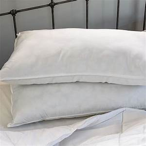 hotel plush hypoallergenic cooling pillow allergybuyersclub With best hypoallergenic pillows reviews