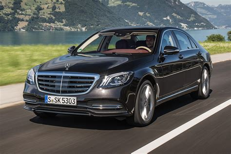 Review Mercedes S Class by Mercedes S Class 2017 Facelift Review Auto Express