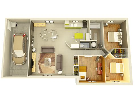 mod鑞e de cuisine ouverte supérieur plan cuisine ouverte salle manger 10 plan maison traditionnelle mod232le cr233aliz233e ardoise kirafes