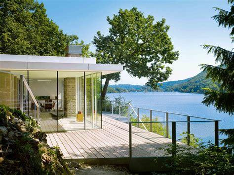 Moderne Häuser Am See by Kleines Haus Am Stausee Moderne Einfamilienh 228 User