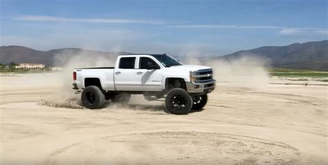 Chevy 2500hd Lifted Duramax Ltz Sale Colorado Springs