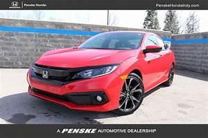 2020 Honda Civic Sport Manual