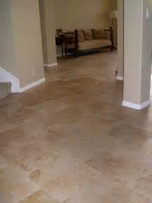 Travertine Kitchen Floor Tile Designs