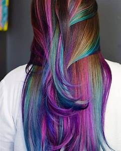 30 Magnetizing Mermaid Hair Color Ideas Real Life