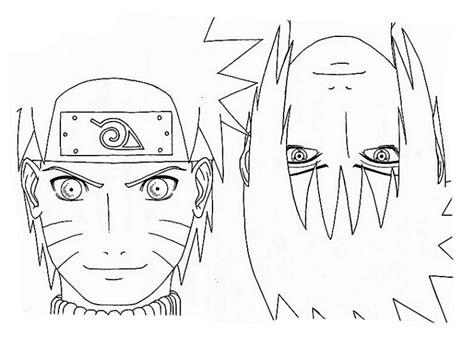 Ausmalbilder Für Kinder Naruto 24