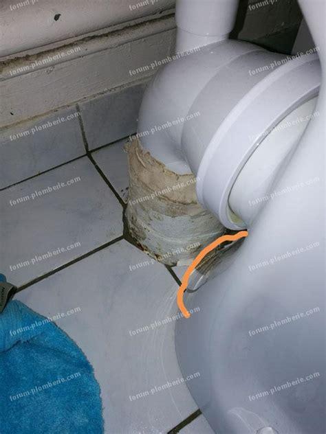 fuite plomberie questions r 233 ponses comment colmater une fuite sur les toilettes