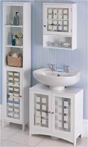 Etagere Sous Lavabo : salle de bain ~ Teatrodelosmanantiales.com Idées de Décoration