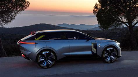 Renault onthult uitschuifbare elektrische auto Morphoz Concept