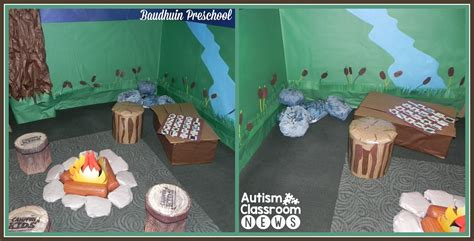 a camping theme for esy from the baudhuin preschool camp 506 | campfire%2B2%2Bviews