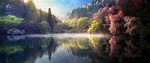 TOP 10 Beautiful Reflected Landscapes photography Sky