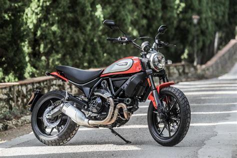Ducati Scrambler Icon 2019 Test