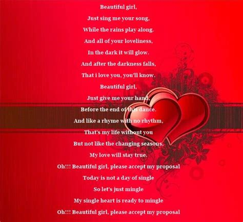 20 Beautiful Love Poems for Her From the Heart