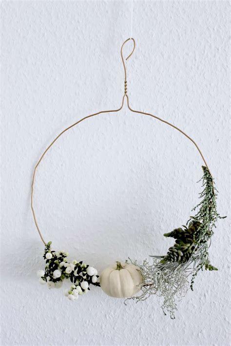 Kuerbis Dekorationsideenhalloween Dekoration Fuer Das Wohnzimmer by Ein Filigranes Diy F 252 R Eine Herbstdeko Aus