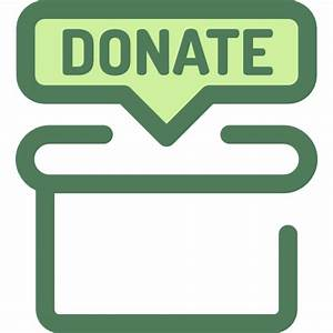 Donate - Free commerce icons