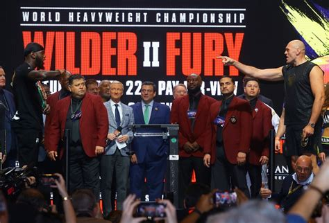 Deontay Wilder vs. Tyson Fury Rematch Preview & Analysis ...