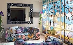 Fashion For Home : inside the luxury home of fashion designer rosita missoni ~ Orissabook.com Haus und Dekorationen