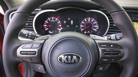 kia  kia optima interior youtube