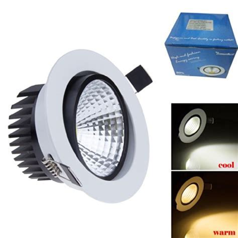 Lemonbest? Energy Saving 7W Recessed Ceiling LED Light