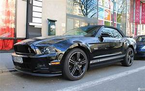 Ford Mustang GT California Special Convertible 2012 - 10 March 2014 - Autogespot