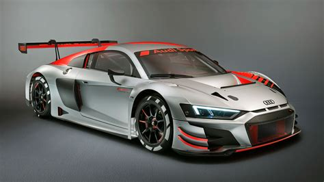 Race Cars by Audi R8 Lms Gt3 Race Car Updated With Better Aero Cooling