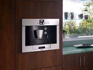 Built in Kitchen Appliances Coffee Maker
