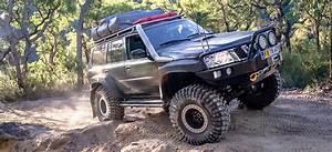 Nissan Patrol Gu Series Diesel 4wd 1998