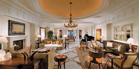 Caesars Palace Emperor Suite Floor Plan by A Look Inside The 5 Most Expensive Suites In City